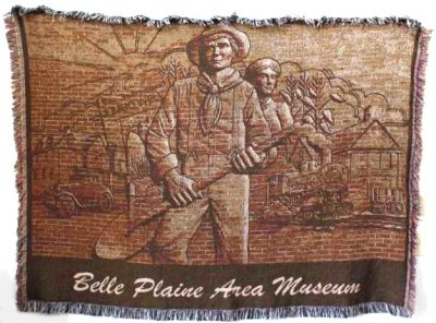 Belle Plaine Legacy Throw