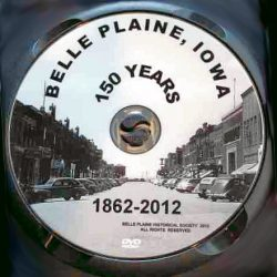 Belle Plaine Photo DVD