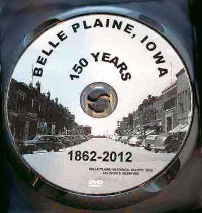 Belle Plaine Photo DVD