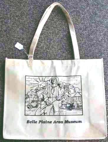 Belle Plaine Legacy Tote Bag